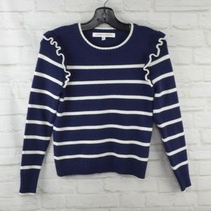 $10 Deal! Cupcakes & Cashmere striped sweater